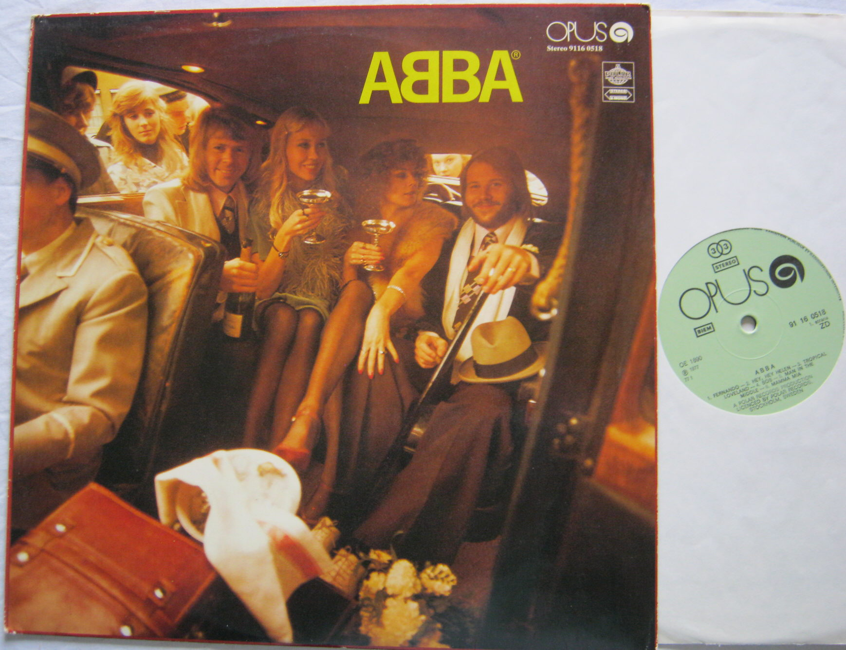 Totally Vinyl Records Abba Abba Lp Vinyl