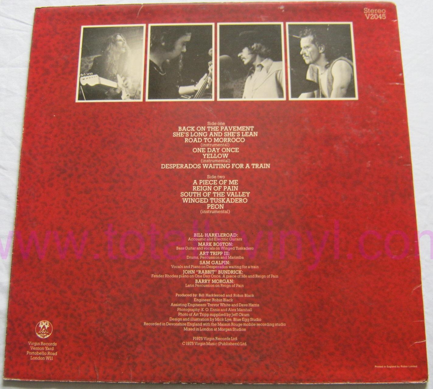 Totally Vinyl Records Mallard Mallard Lp Vinyl