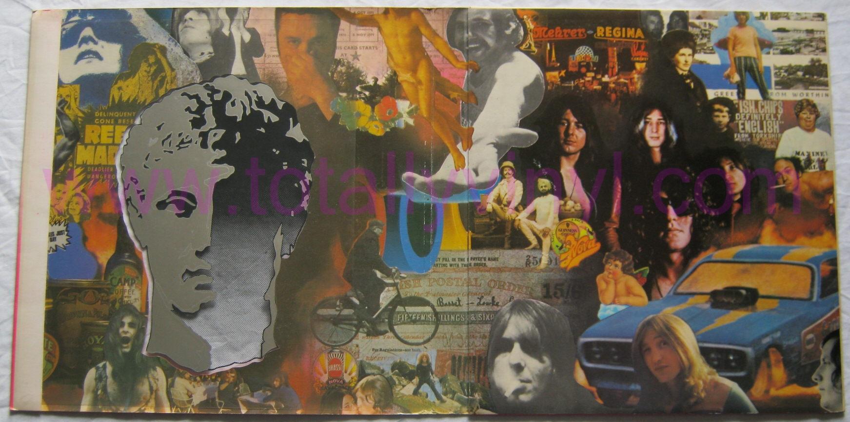 Totally Vinyl Records Mott The Hoople Mott Lp Special