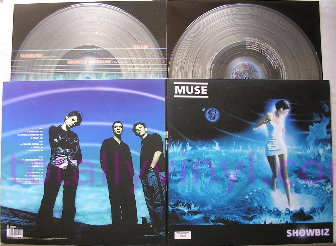 Muse-Showbiz [Lyrics] - YouTube