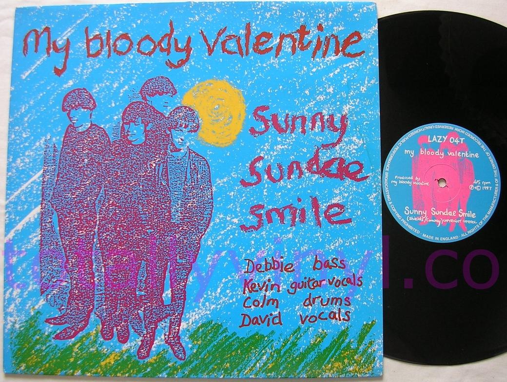 Totally Vinyl Records My Bloody Valentine Sunny