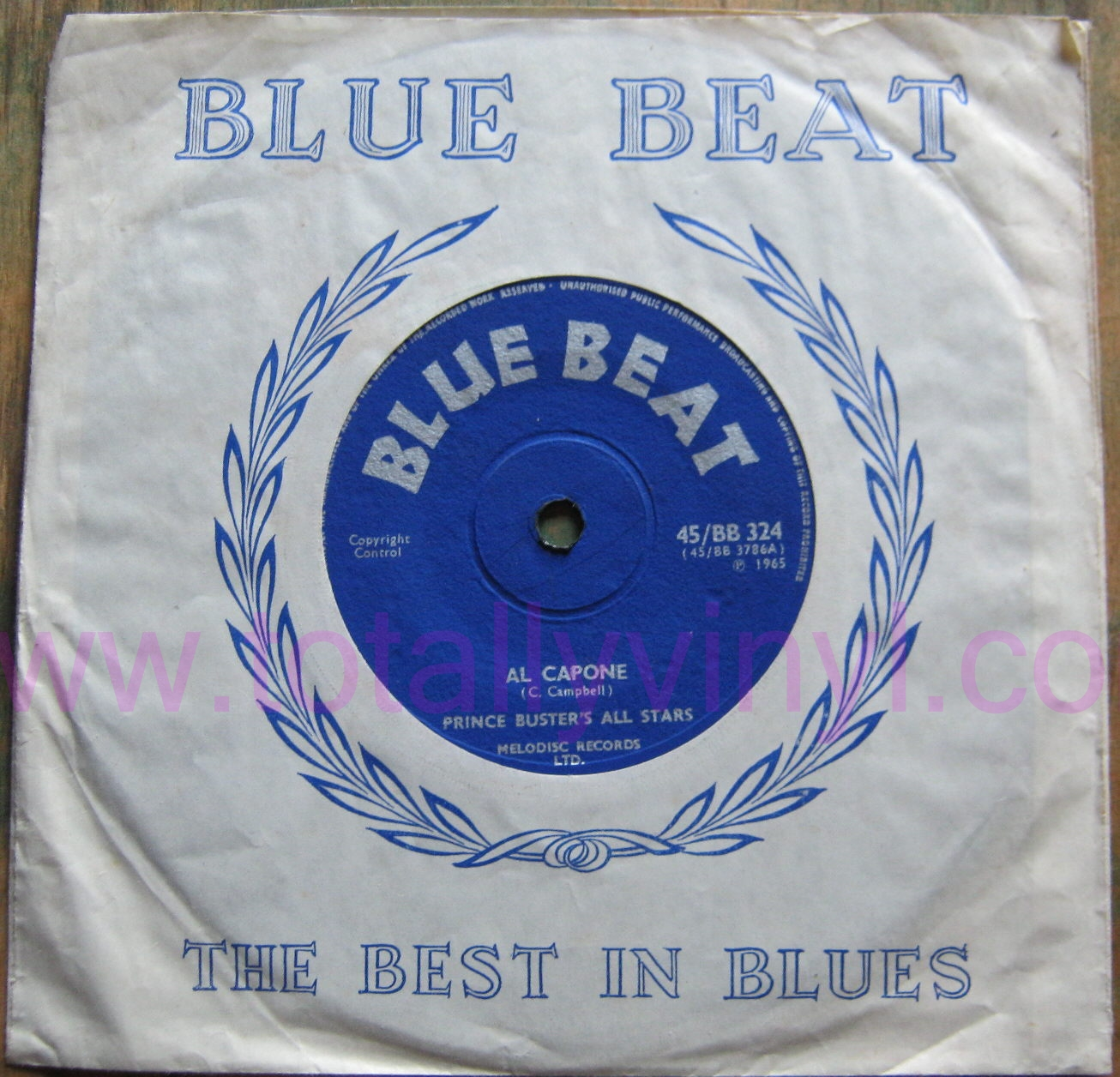 Blue Beat Records Albums