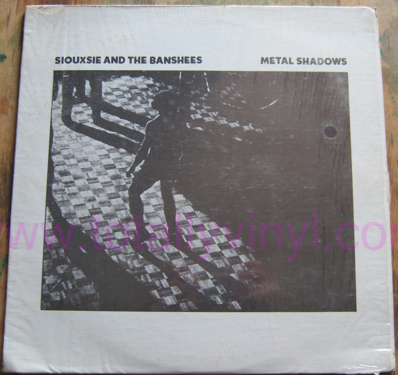 Totally Vinyl Records Siouxsie And The Banshees Metal