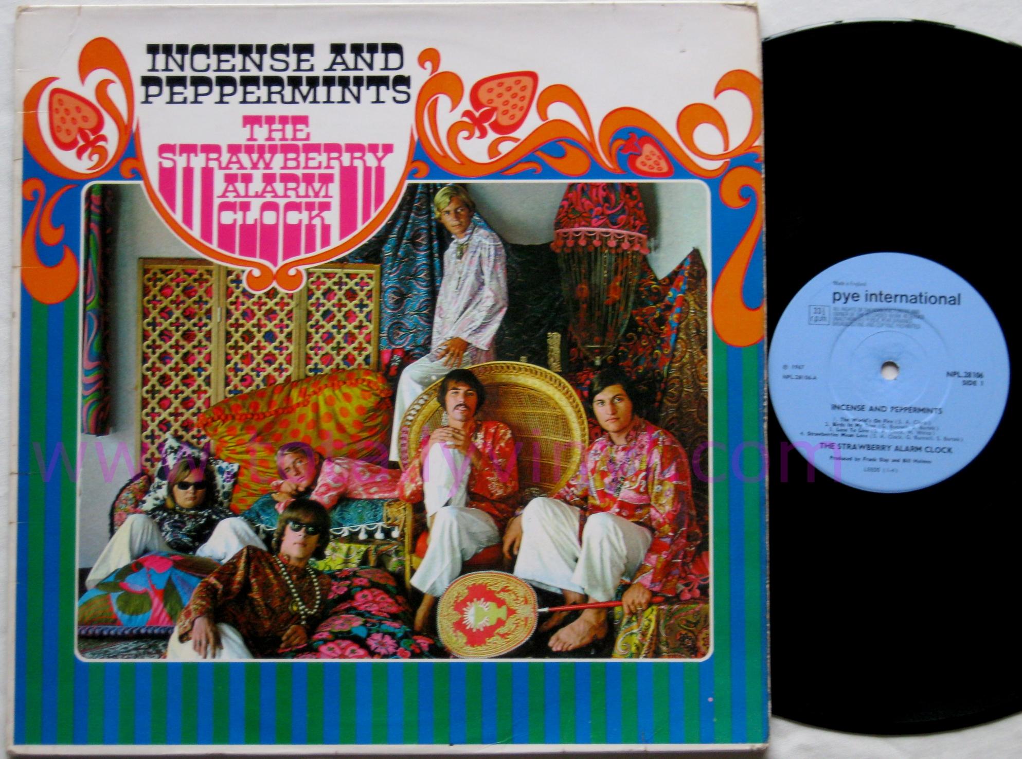 Totally Vinyl Records Strawberry Alarm Clock The