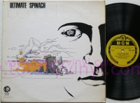 Totally Vinyl Records Ultimate Spinach Behold Amp See