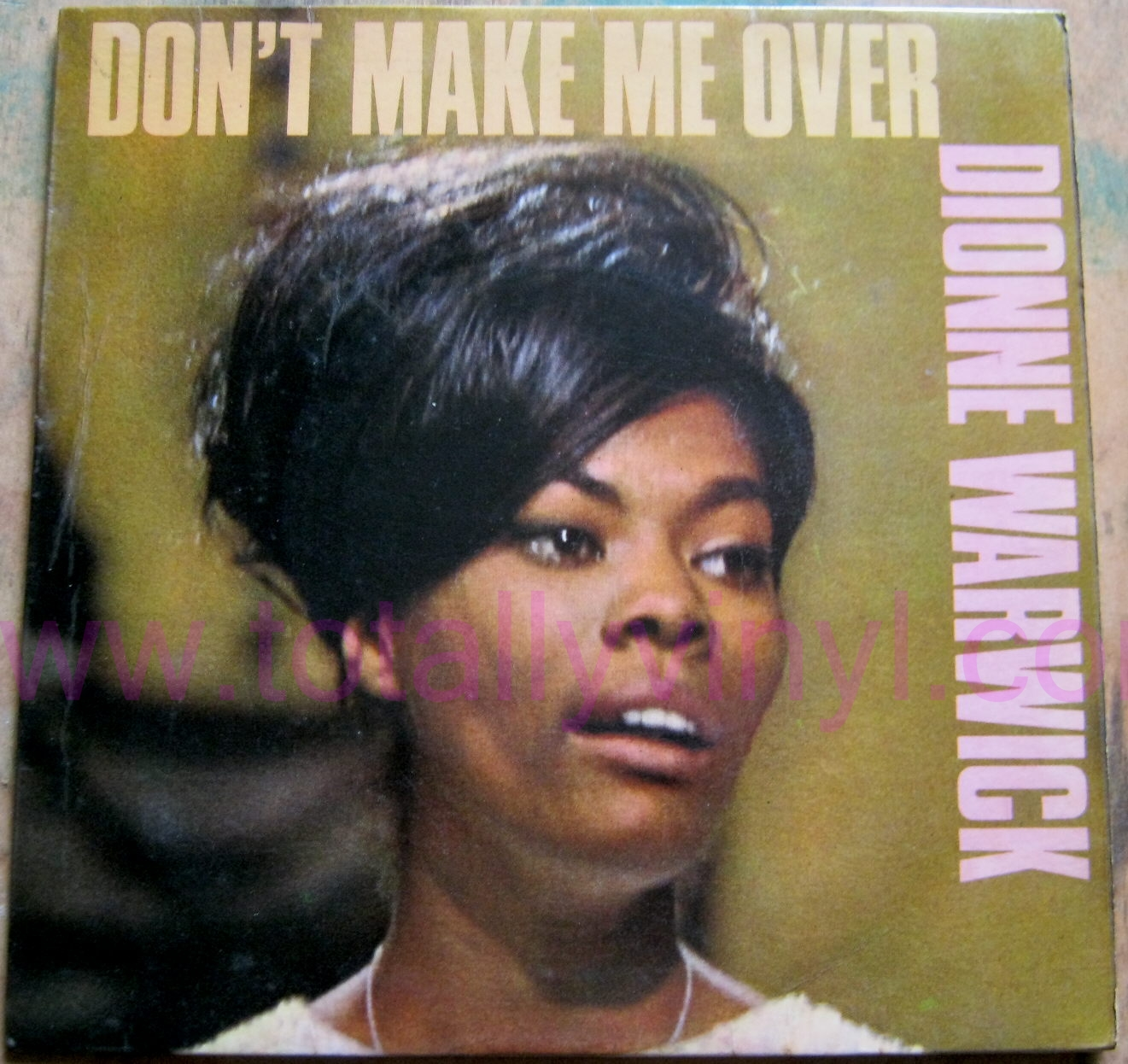 Totally Vinyl Records Warwick Dionne Ep Don T Make