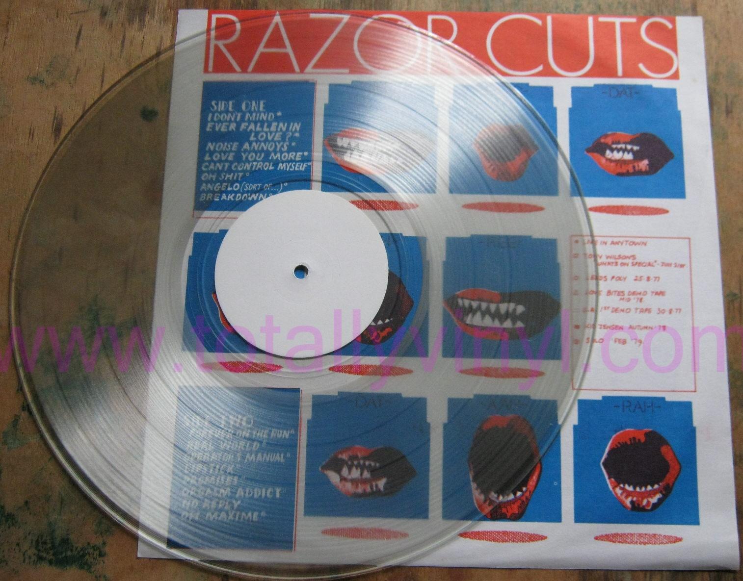 Buzzcocks Razor Cuts