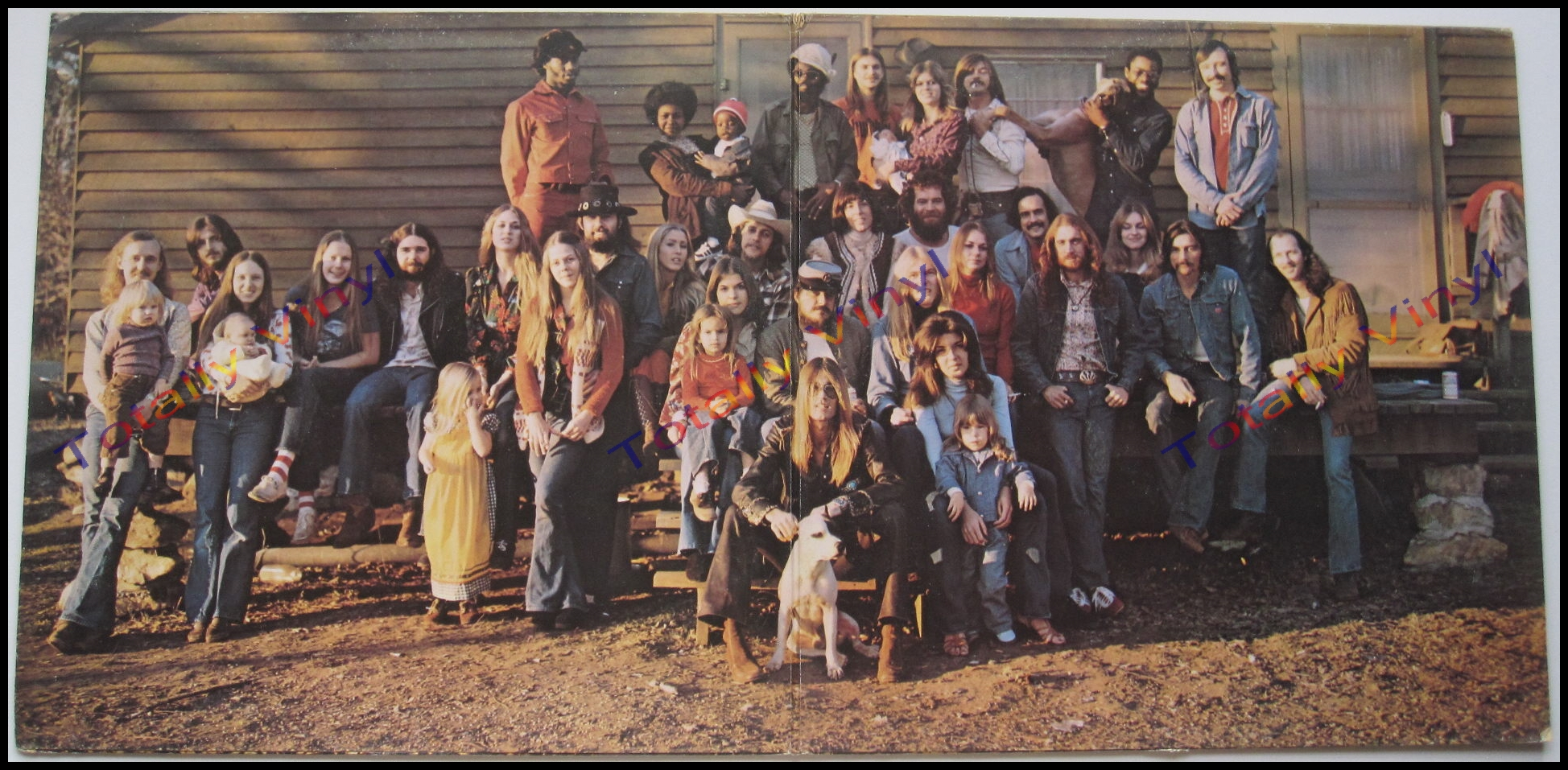 Totally Vinyl Records Allman Brothers Band The