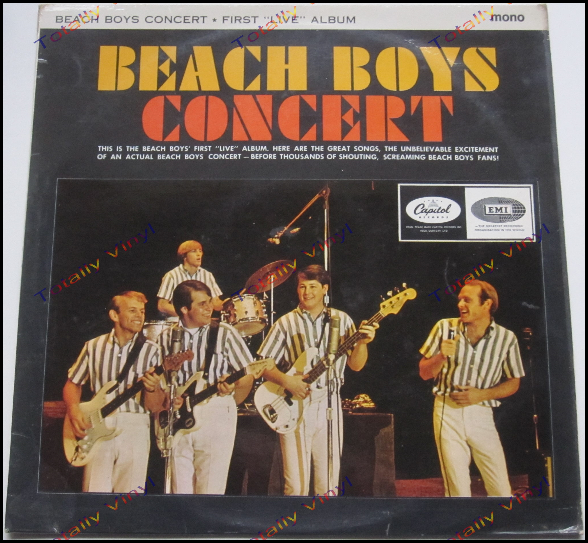 Totally Vinyl Records || Beach Boys, The