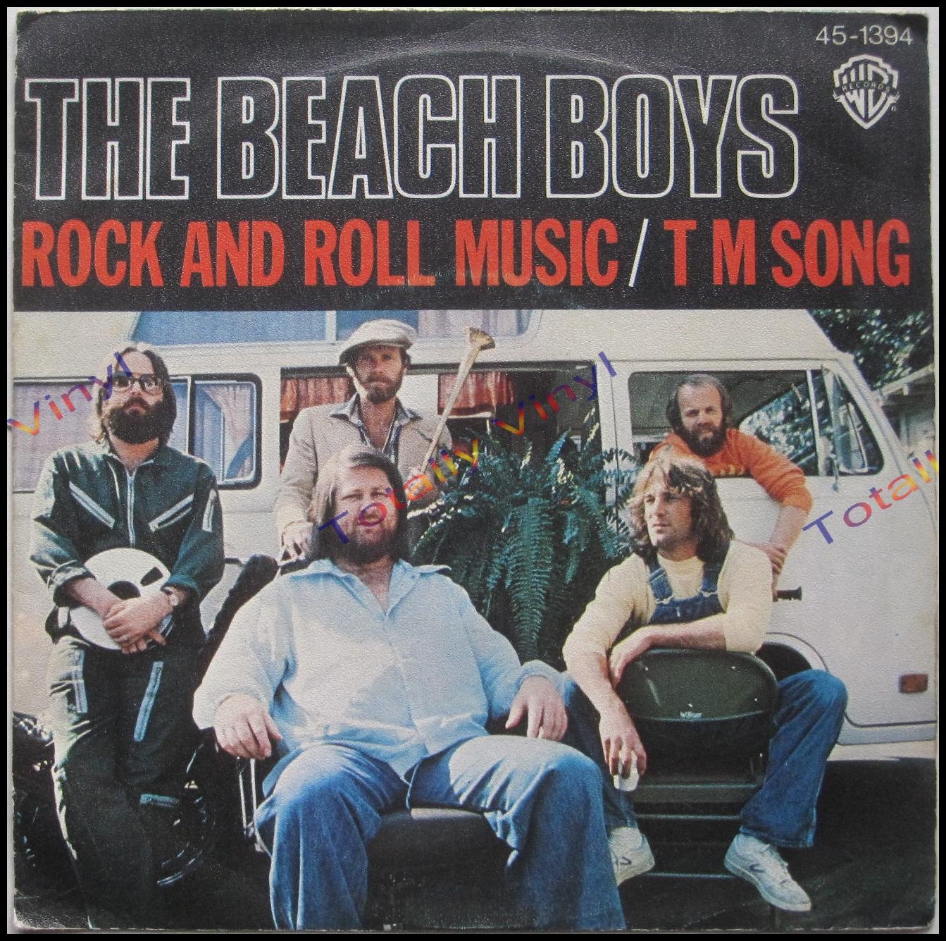 Beach Boys, The - Rock And Roll