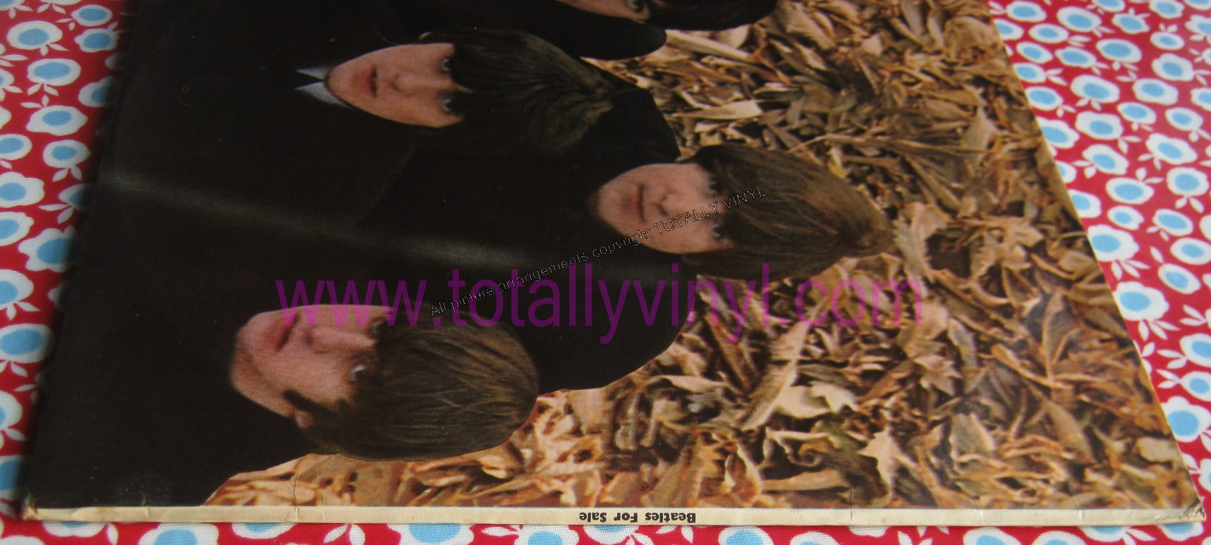 Totally Vinyl Records Beatles The Beatles For Sale Lp