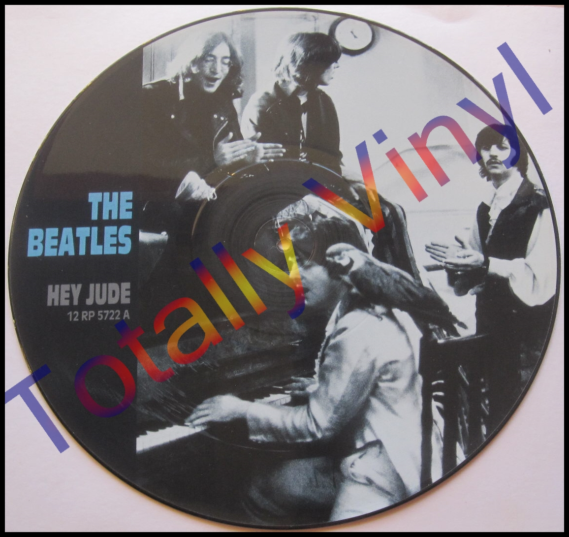 Totally Vinyl Records Beatles The Hey Jude 12 Inch
