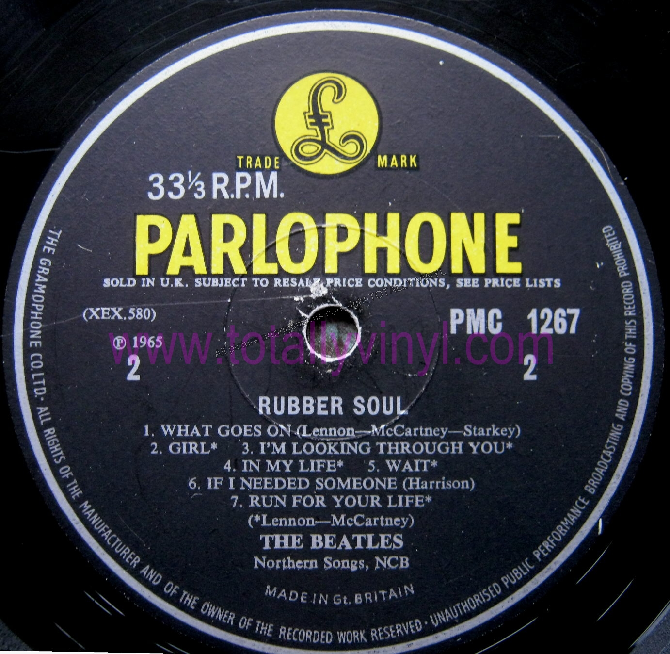 album review of the beatles rubber soul The beatles' sixth uk album and 11th us long-player, rubber soul showed the group maturing, exploring different styles of songwriting.