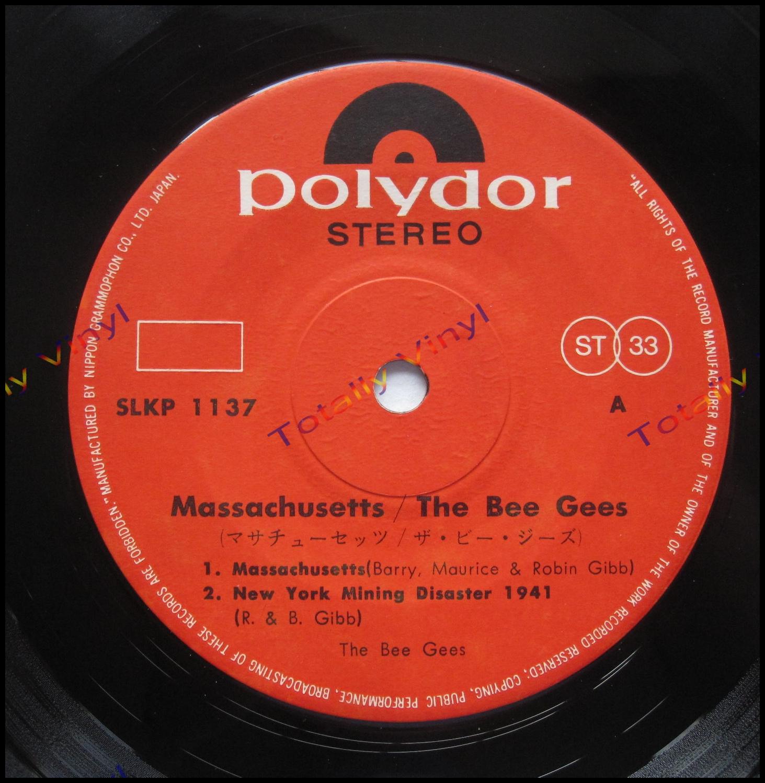 massachusetts bee gees