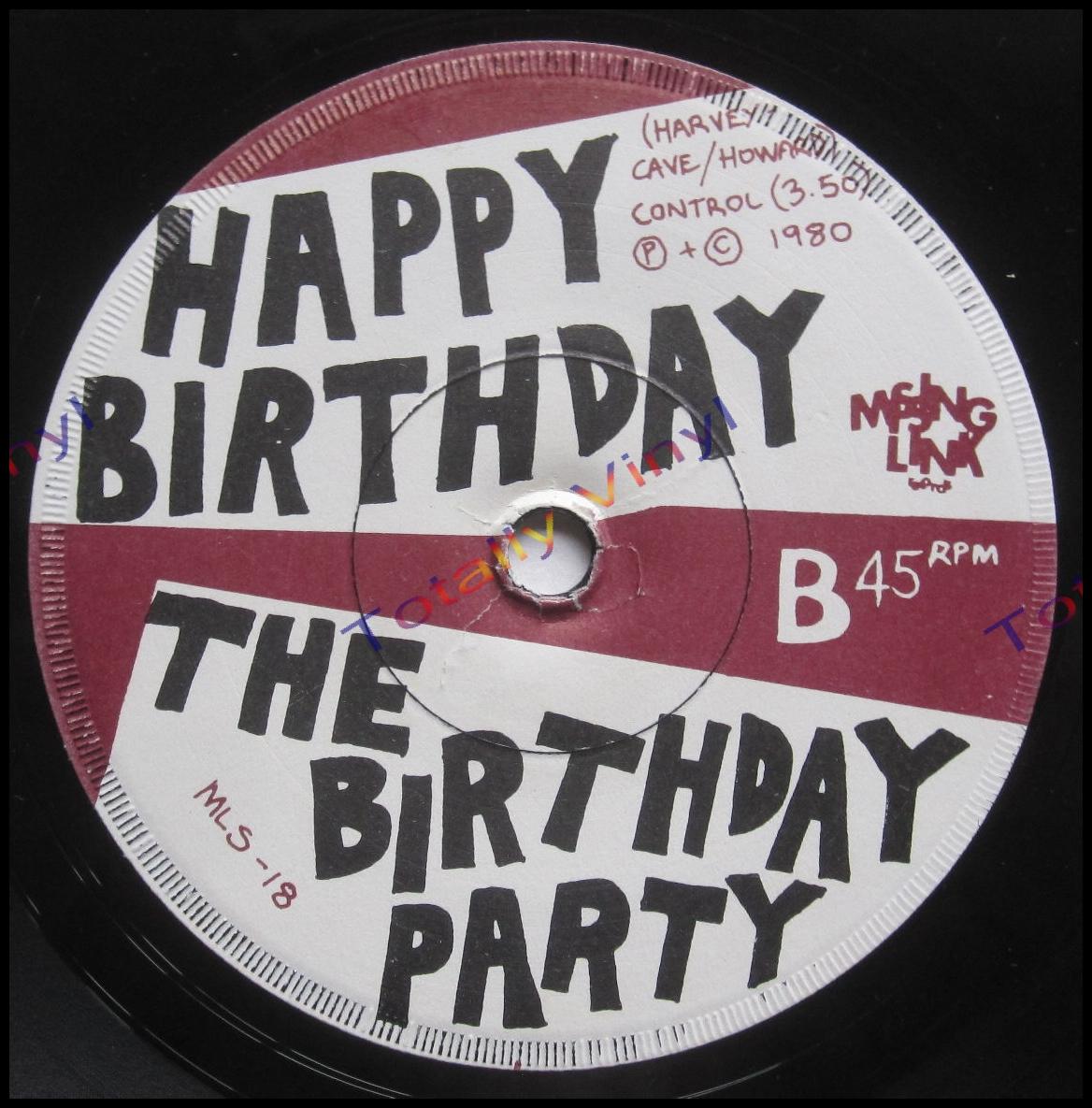 Totally Vinyl Records Birthday Party The Mr Clarinet