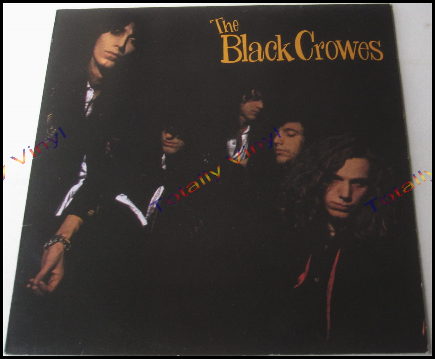 Totally Vinyl Records Black Crowes The Shake Your