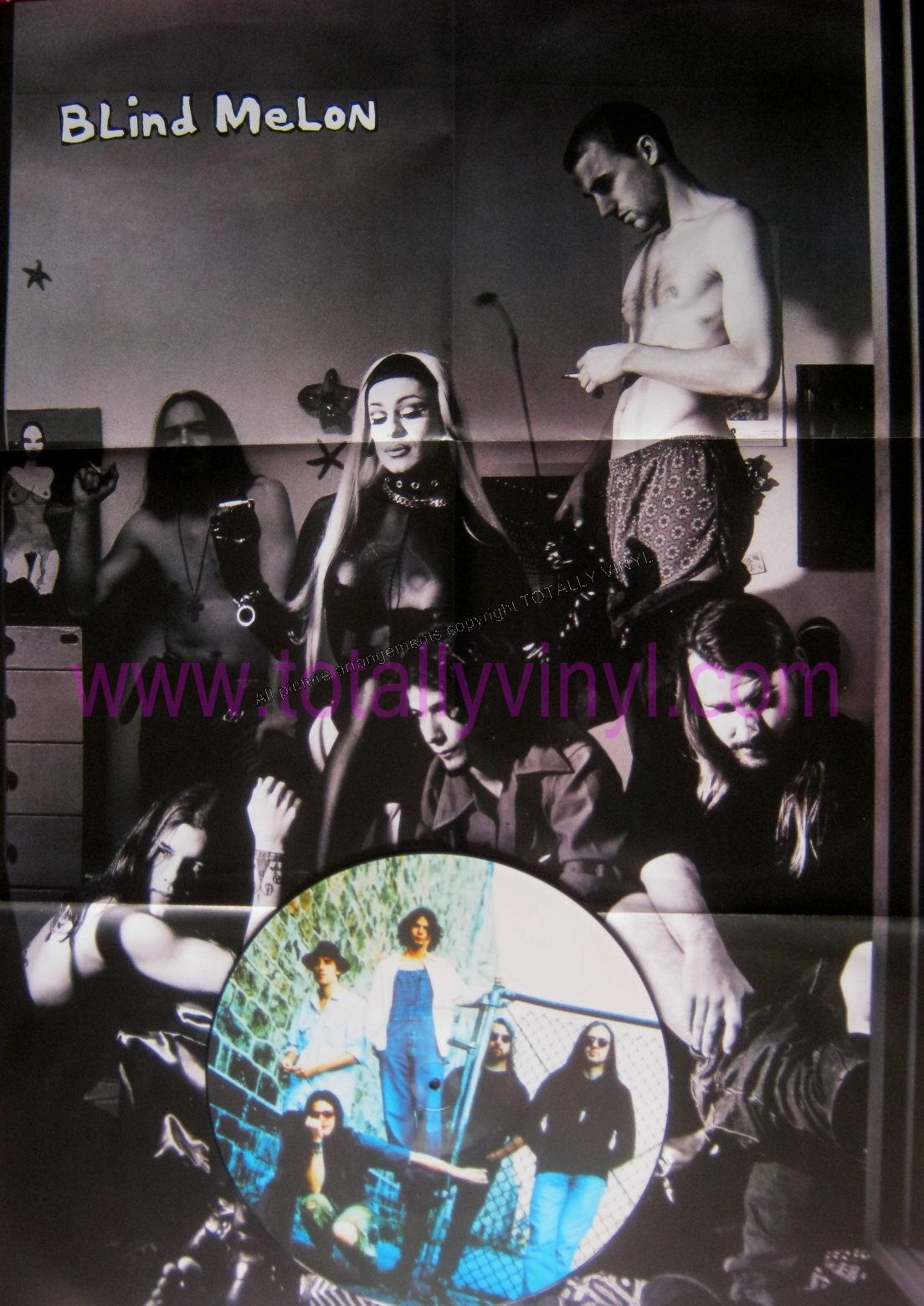 Totally Vinyl Records Blind Melon Change Album