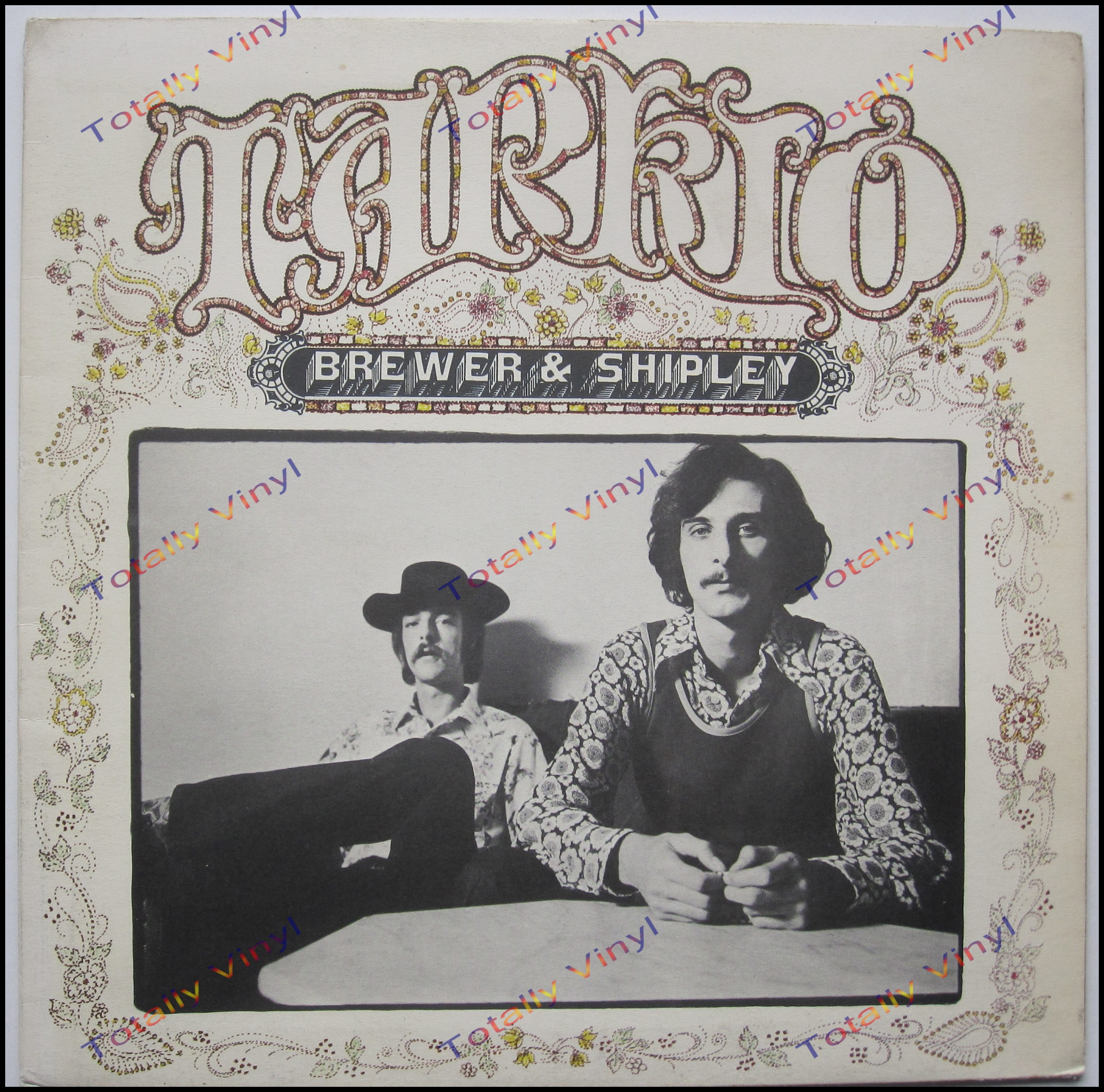Totally Vinyl Records Brewer And Shipley Tarkio Road Lp
