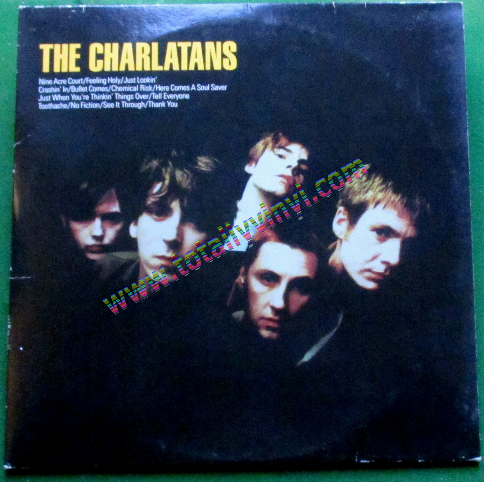 Totally Vinyl Records Charlatans The The
