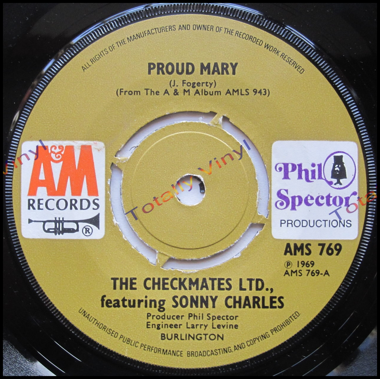 Checkmates LTD., The - Love Is All I Have To Give