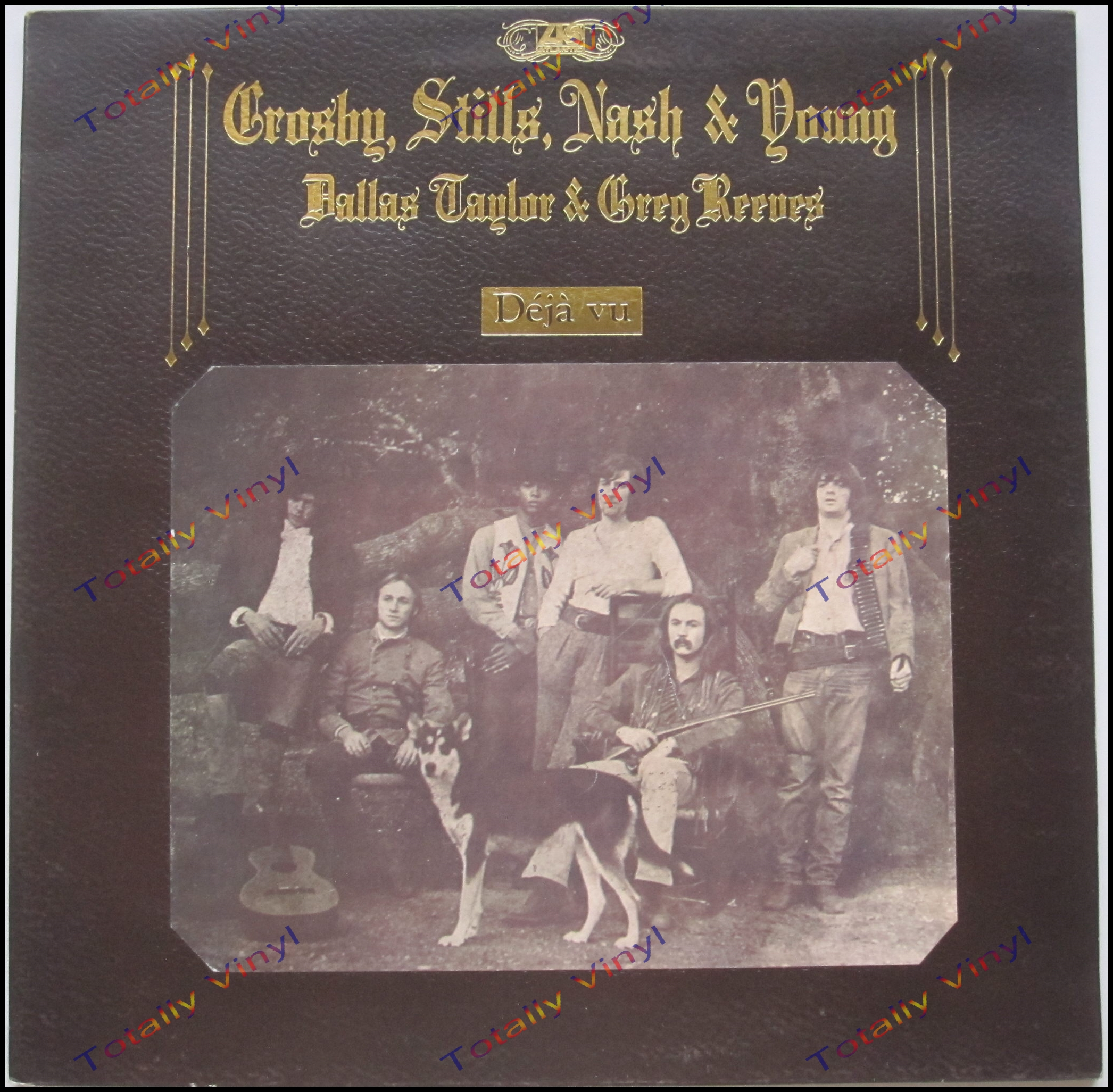 Totally Vinyl Records Crosby Stills Nash And Young