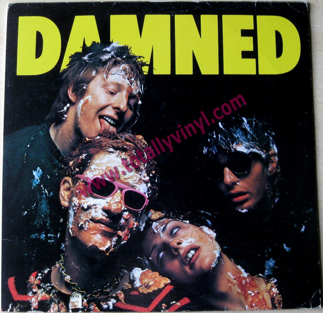 Totally Vinyl Records Damned The Damned Damned