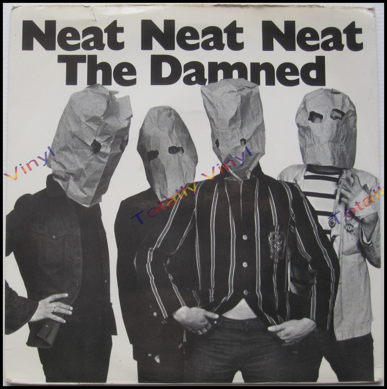 Totally Vinyl Records Damned The Neat Neat Neat