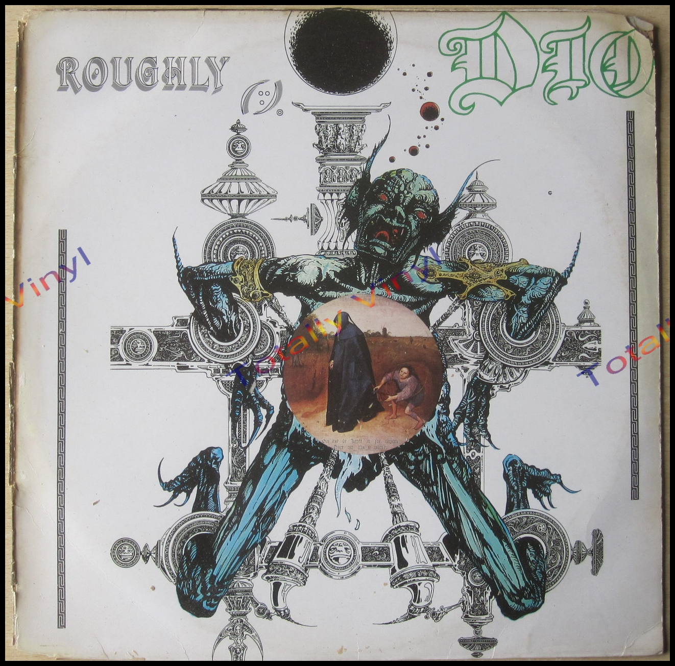 Totally Vinyl Records || Dio - Roughly LP