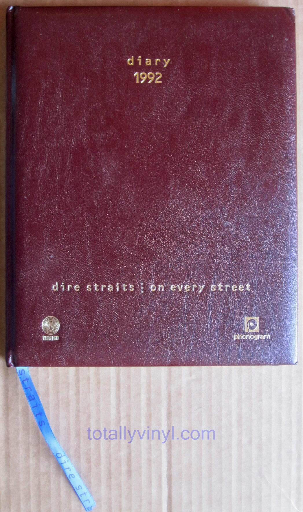 Totally Vinyl Records Dire Straits On Every Street