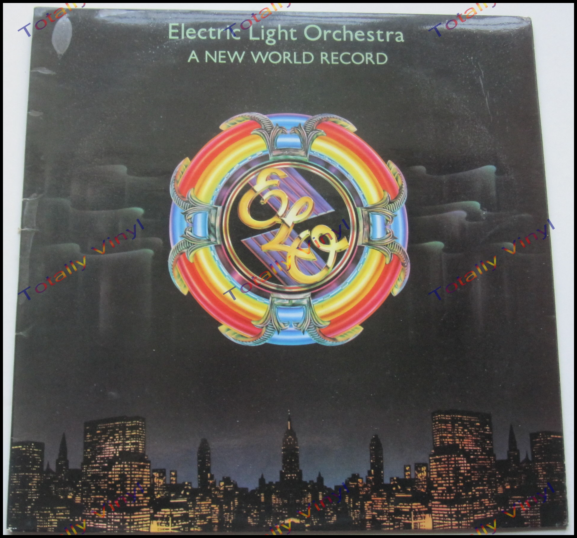 Totally Vinyl Records Electric Light Orchestra A New