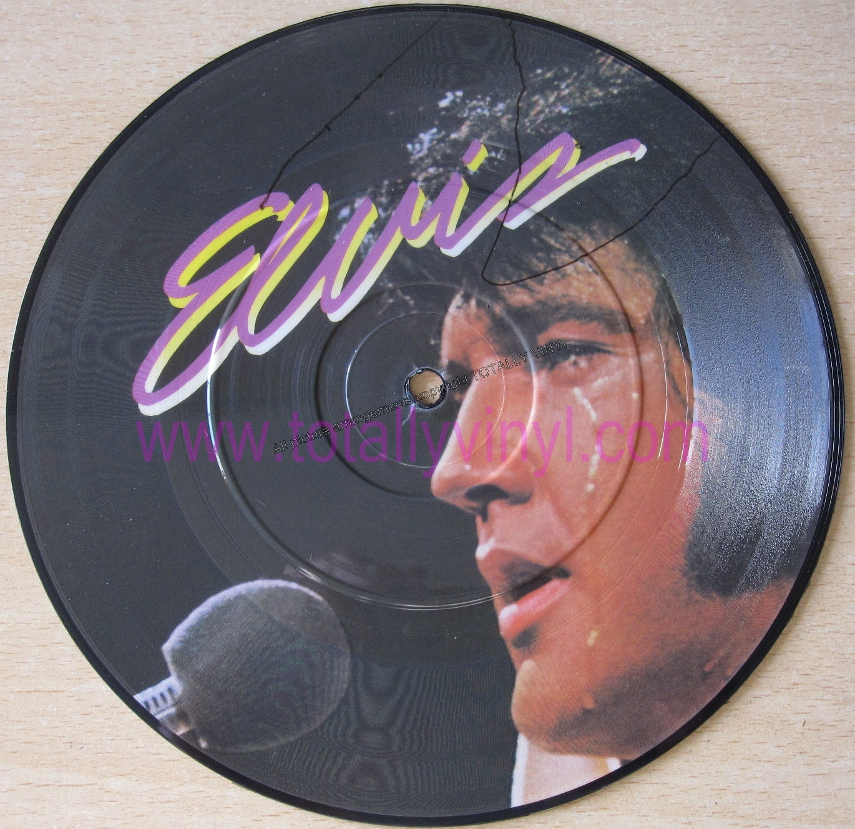 Totally Vinyl Records Presley Elvis The Sound Of