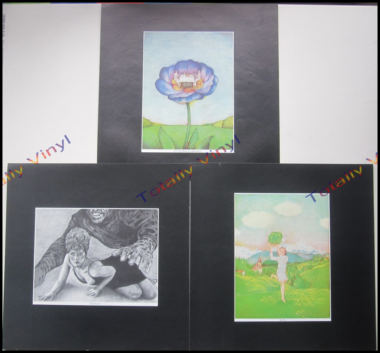 Totally Vinyl Records Faust So Far Folder Lp Prints