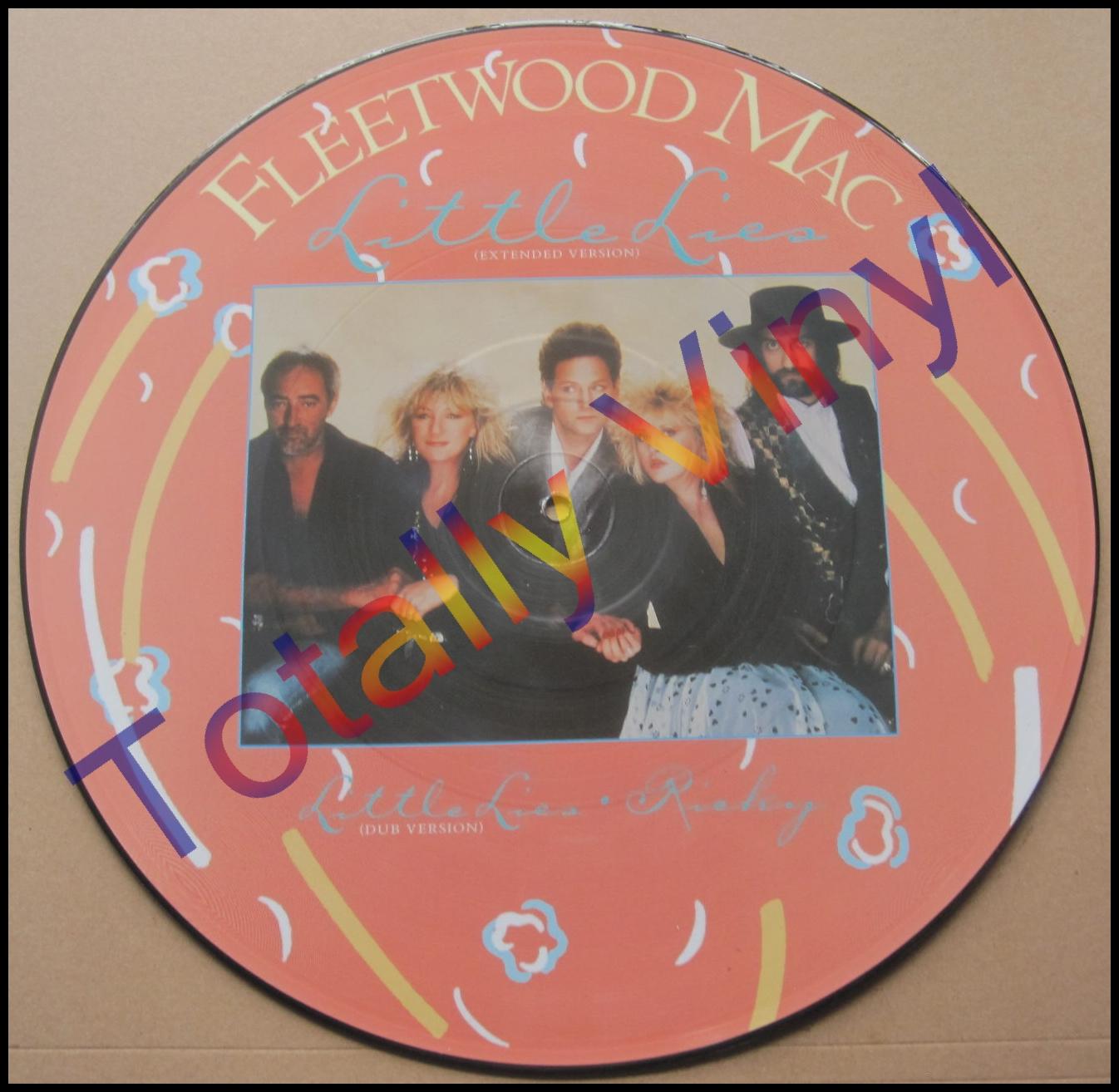 Totally Vinyl Records Fleetwood Mac Little Lies