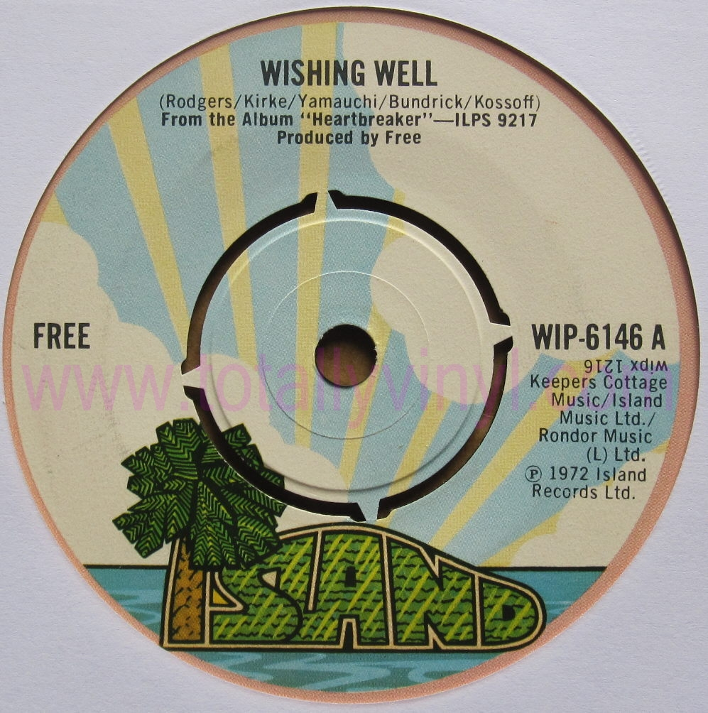 Free Wishing Well
