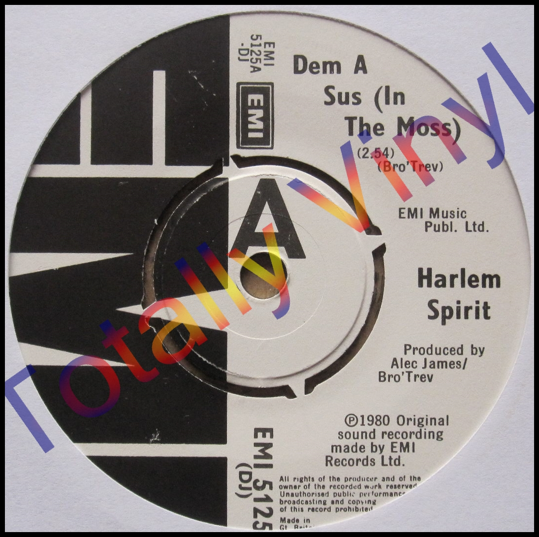 Harlem Spirit Dem A Sus In The Moss
