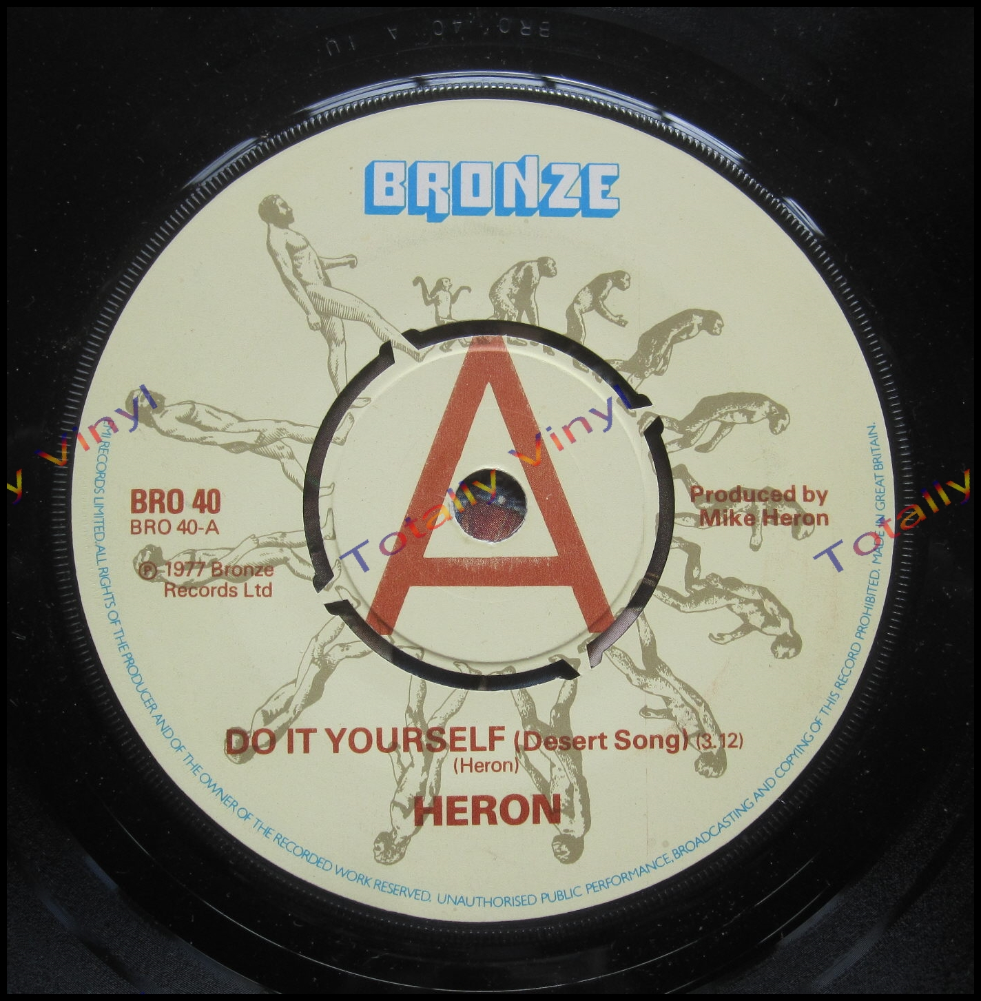 Totally vinyl records heron do it yourself desert song don view item view item solutioingenieria Image collections
