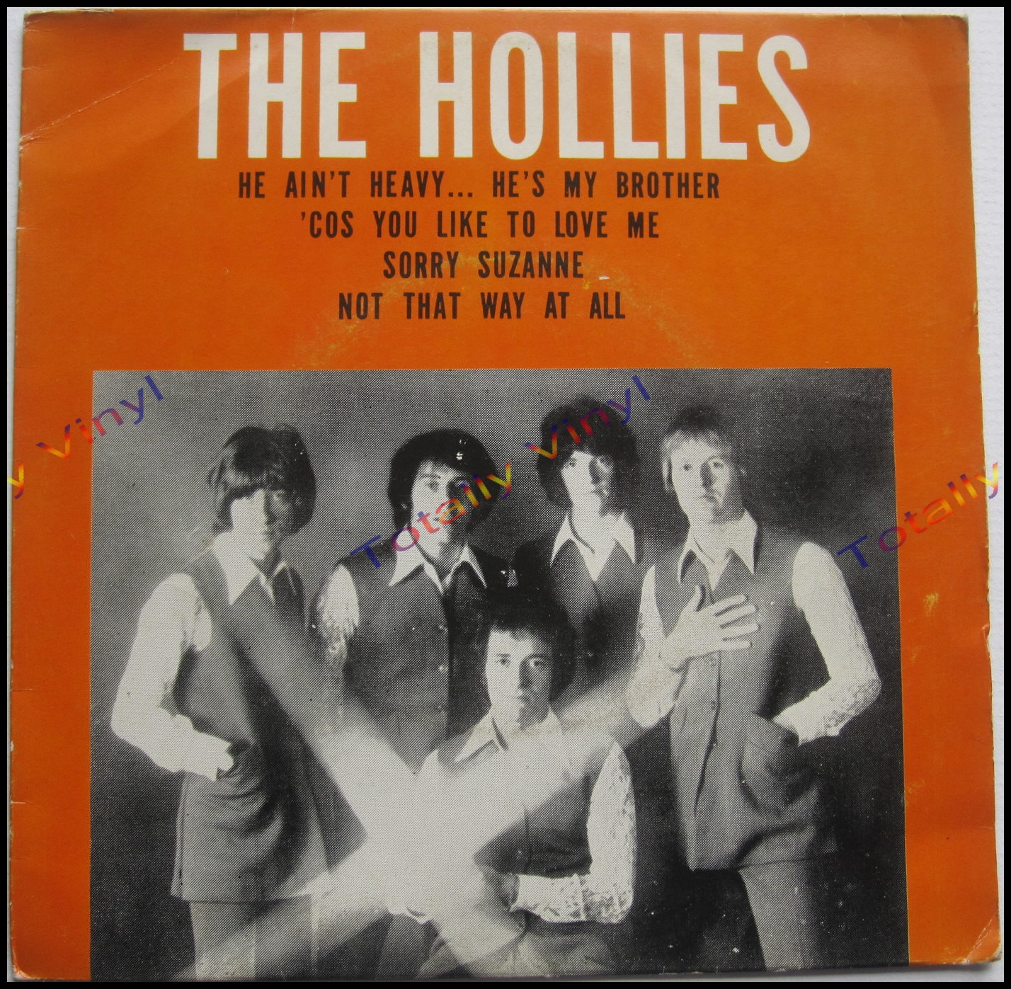 Totally Vinyl Records Hollies The Ep He Ain T Heavy