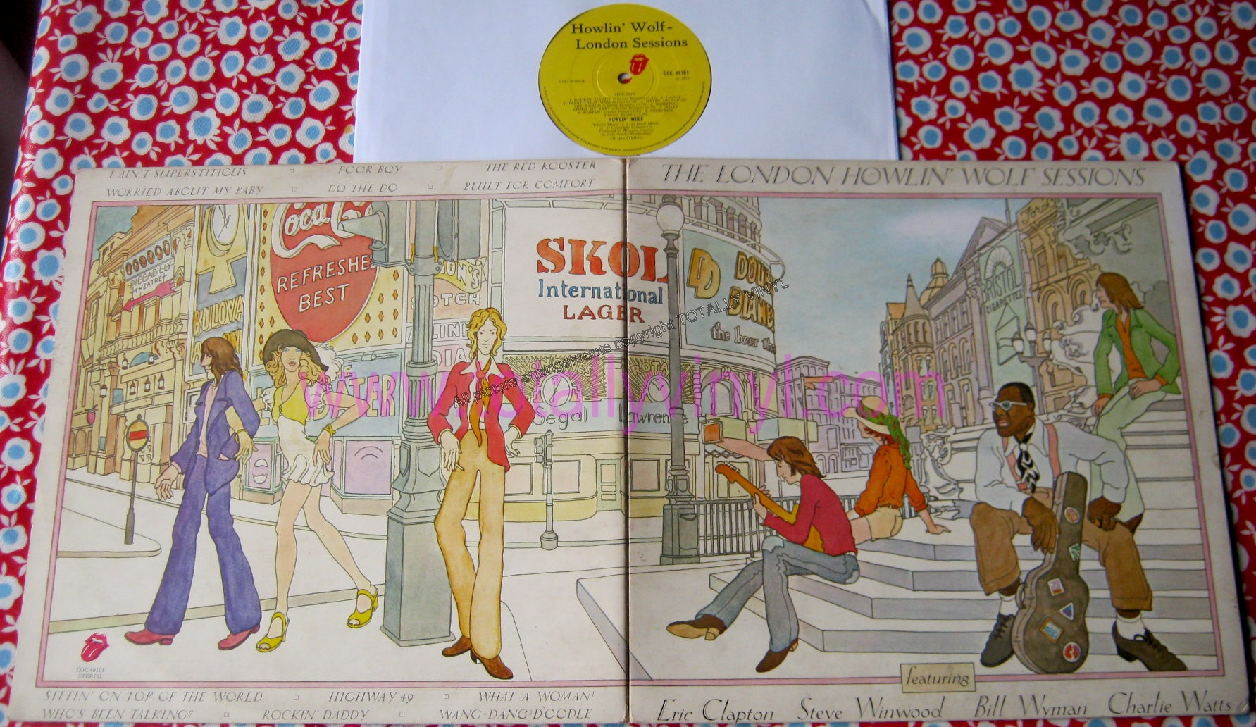steve winwood roll with it album