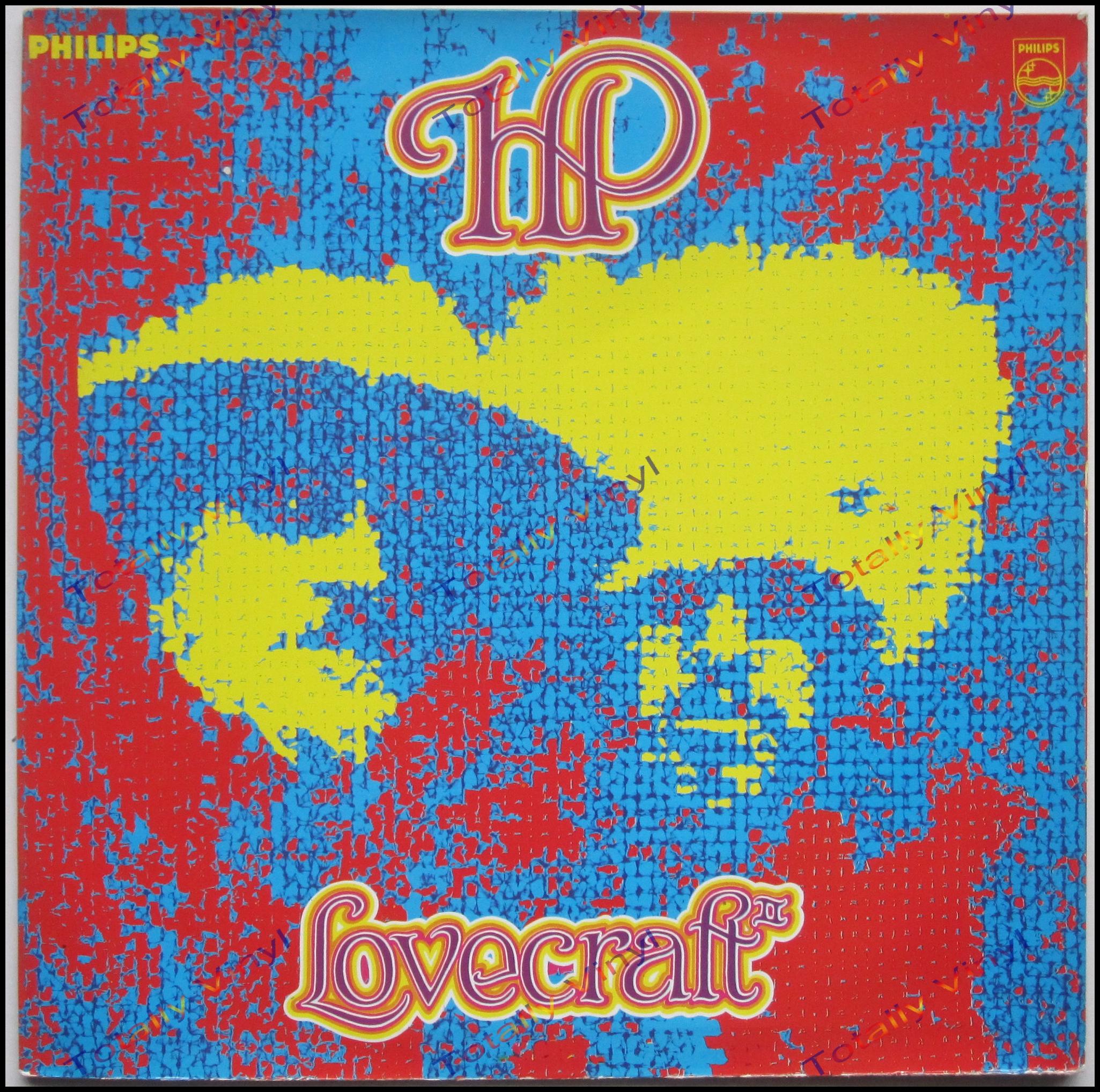 Totally Vinyl Records H P Lovecraft H P Lovecraft Ii