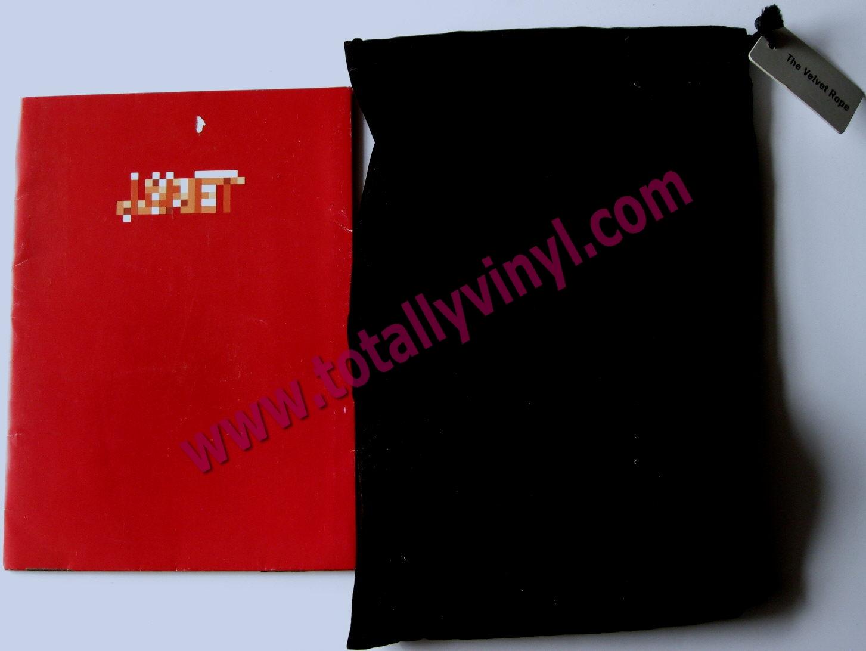 Totally Vinyl Records || Jackson, Janet - The velvet rope Cd
