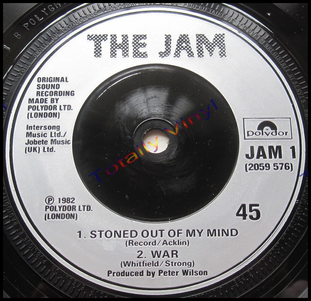 The Jam Move On Up