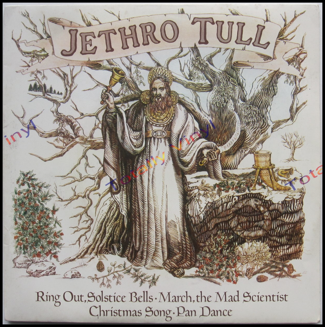 Totally Vinyl Records || Jethro Tull - Ring out solstice bells ...