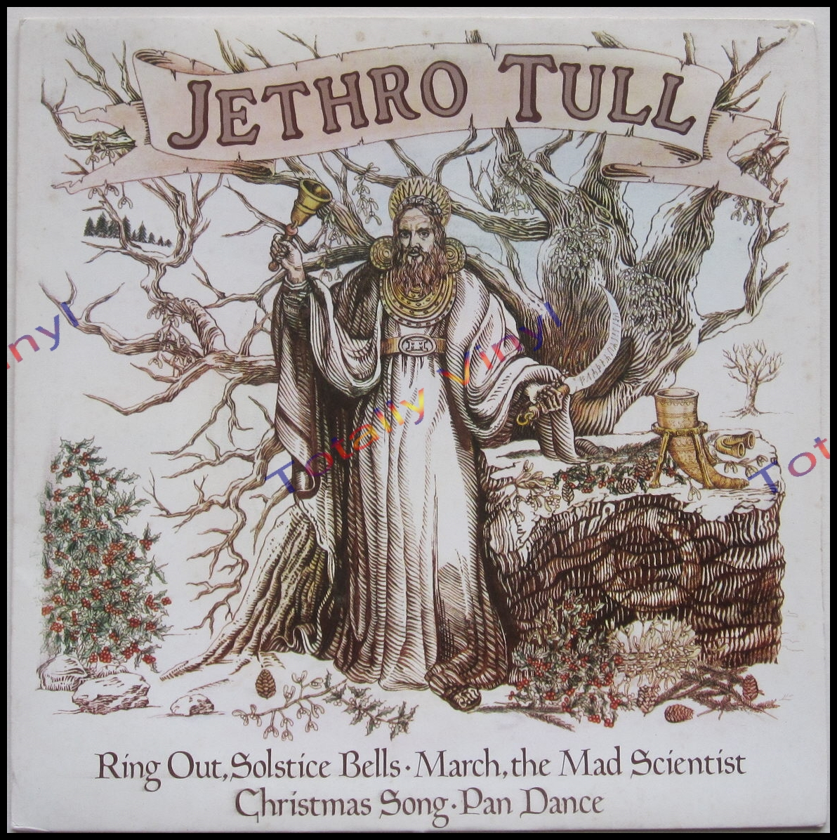 Totally Vinyl Records Jethro Tull Ring Out Solstice