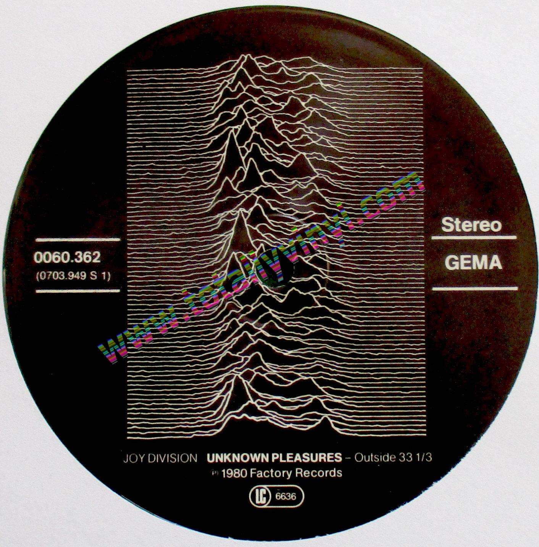 Totally Vinyl Records    Joy Division** - Unknown pleasures LP