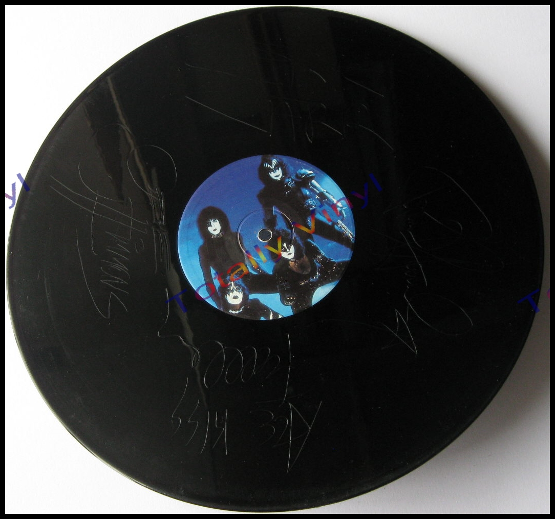 Totally Vinyl Records    Kiss - Creatures of the night