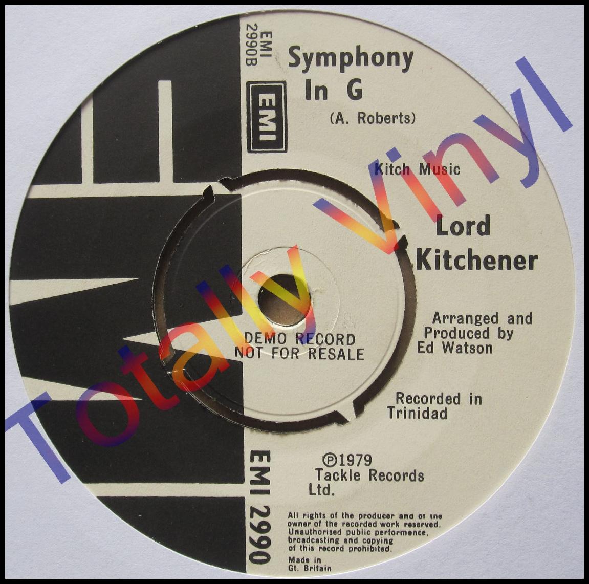 Kitchener Record: Kitchener, Lord - Dog Bite You