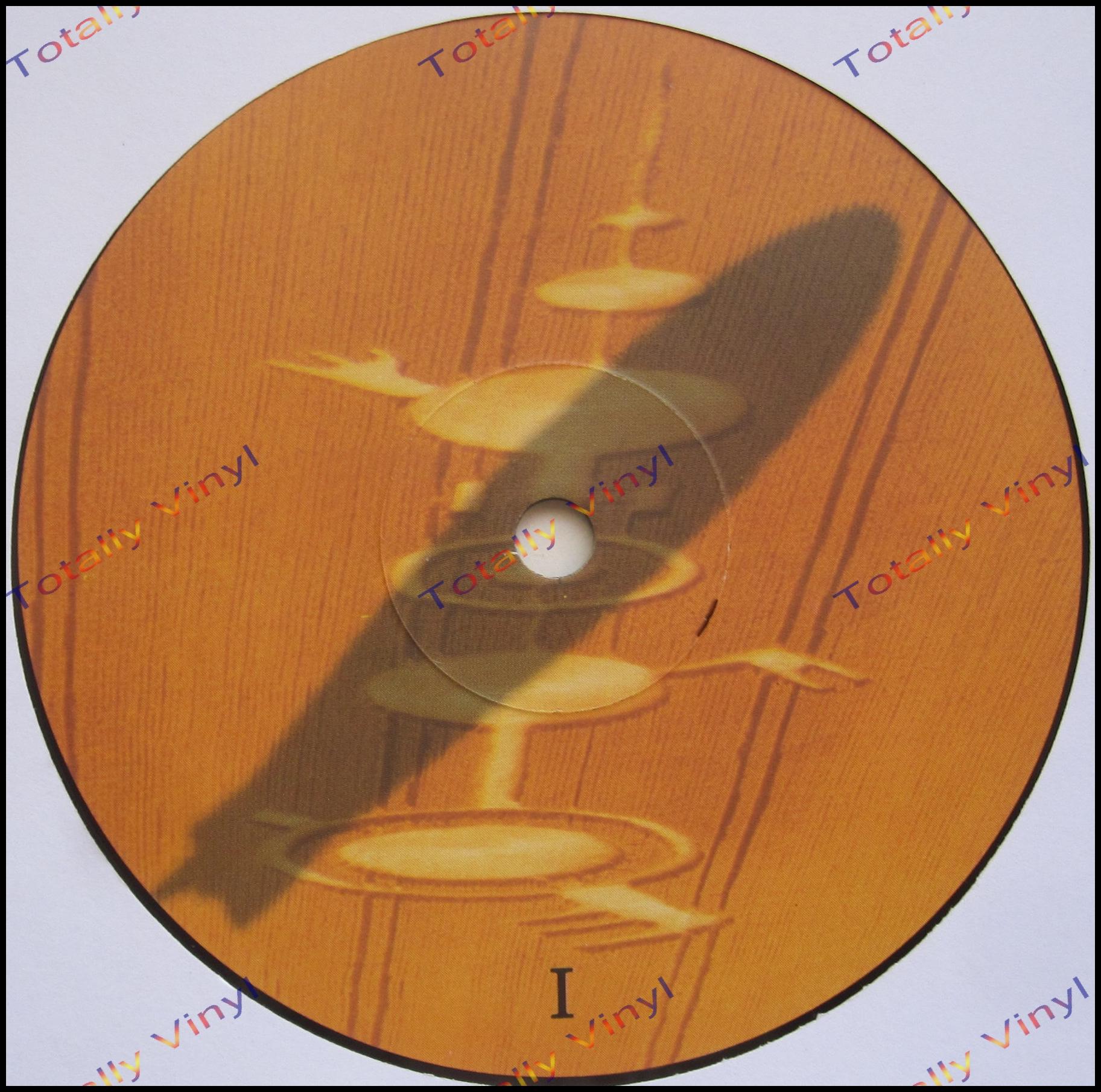 Totally Vinyl Records Led Zeppelin Remasters Lp