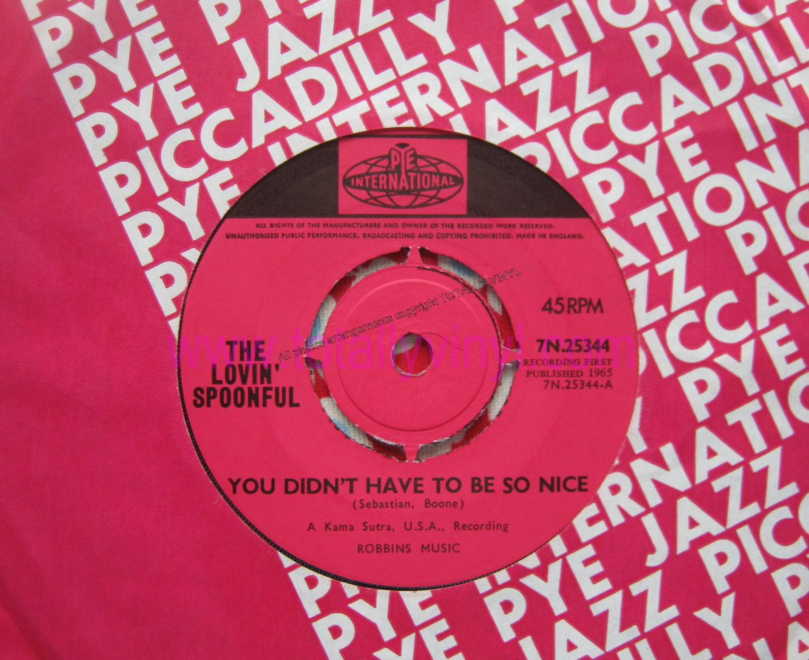 Totally vinyl records lovin spoonful the you didn 39 t for So nice images