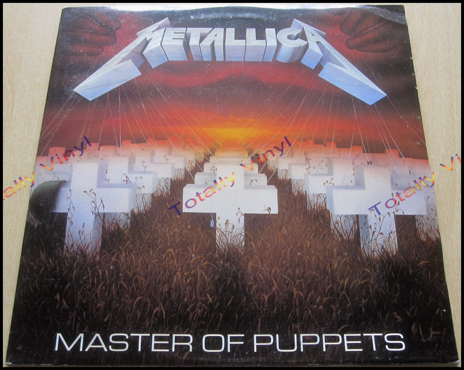 how to play metallica master of puppets