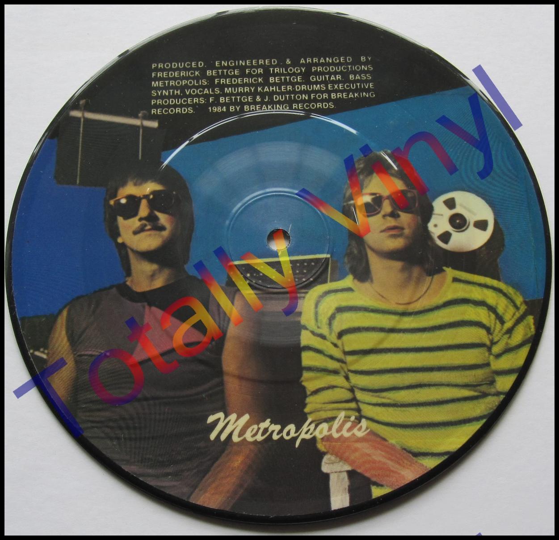 Totally Vinyl Records || Metropolis - Drop the big ones (nuclear ...